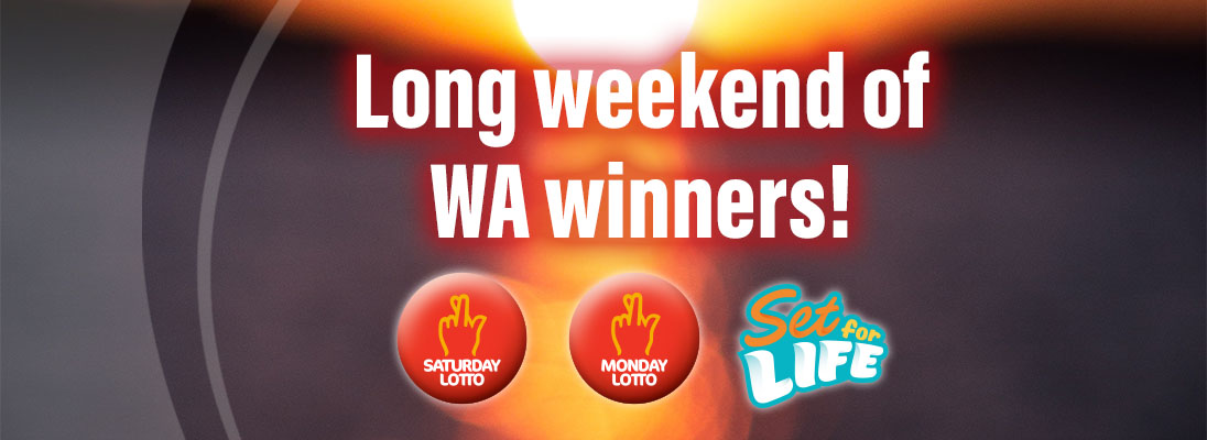 Long weekend winner blog insert