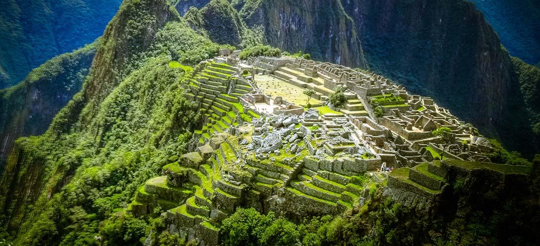 Blog: $30M Powerball Travel - Picchu