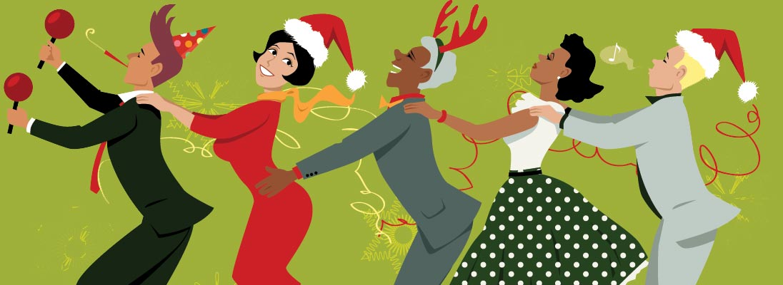 Christmas Syndicate Blog