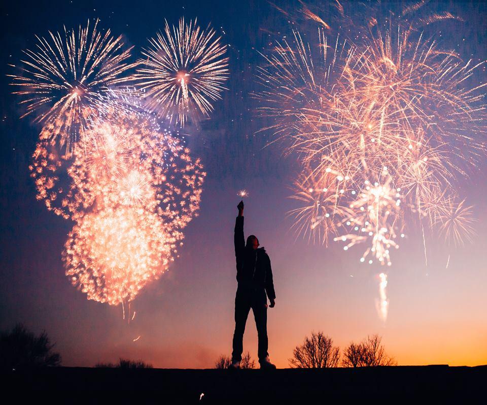 Fireworks Man