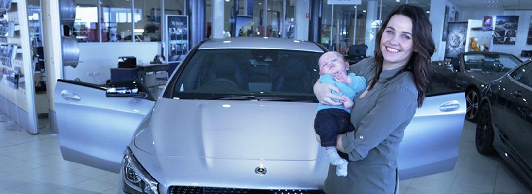Luxury Ride Winner - Blog