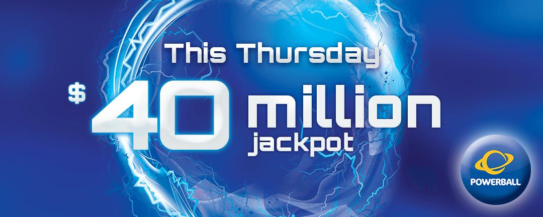 Powerball $40M Play Online Jackpot