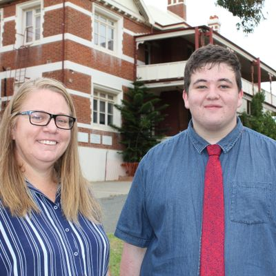 Communities open up thanks to WA Foundation for Deaf Children.