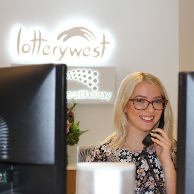 Lotterywest's Concierge a knowledge of wealth