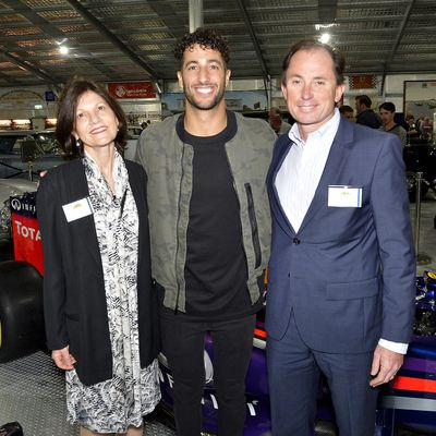 Local F1 star opens Motor Museum of WA extension