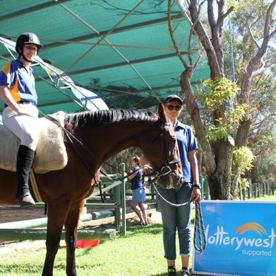 Lotterywest gallops to assistance