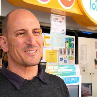 Lotto in the heart of Perth