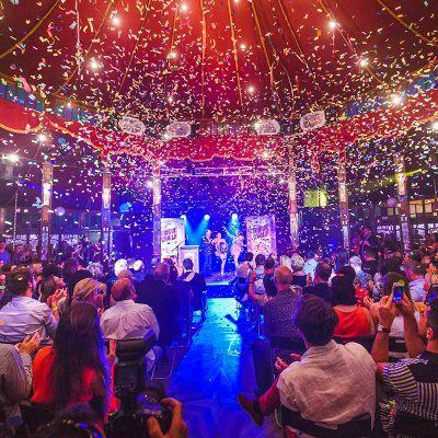 Lotto lights up Fringe World