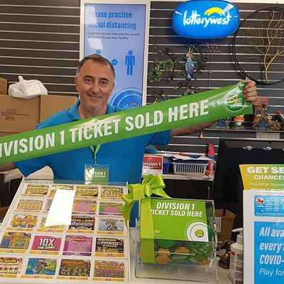 WA produces first OZ Lotto winner for 2020