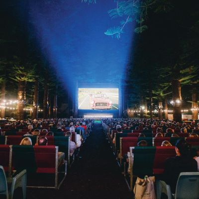 Lotterywest Festival Films (PIAF)