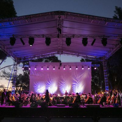 Music by Moonlight and Victoria Park Art Season