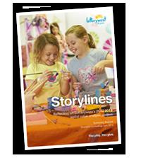 Lotterywest - Storylines